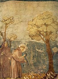 200px-Giotto_-_Legend_of_St_Francis_-_-15-_-_Sermon_to_the_Birds